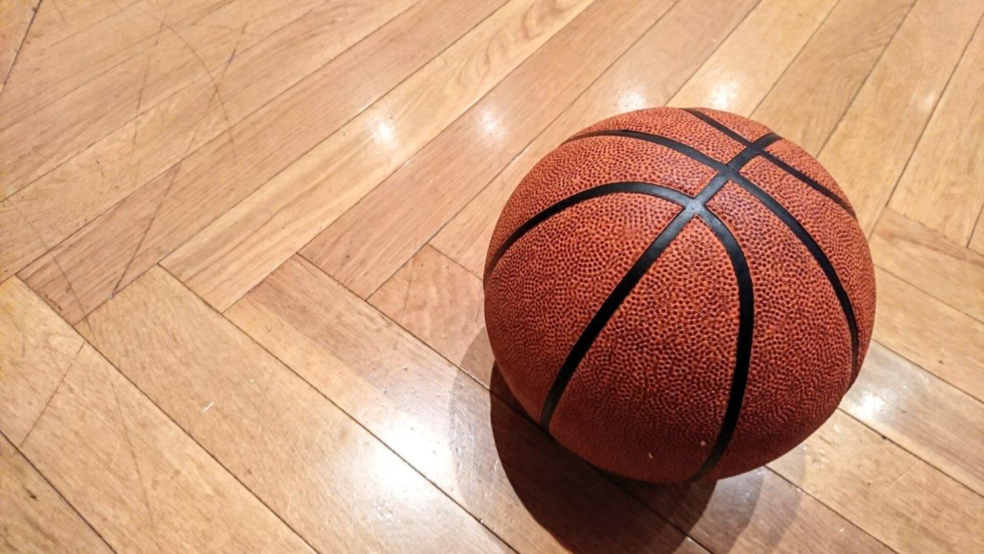 バスケットボールのボールの大きさ