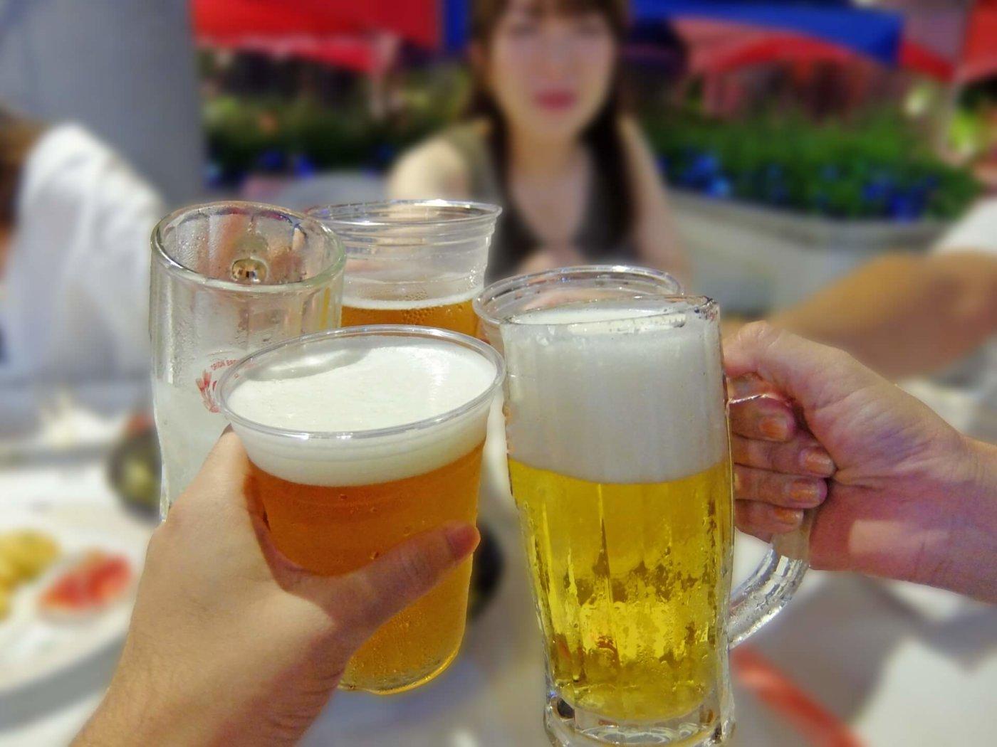 広島でビアガーデンを楽しむならここで!