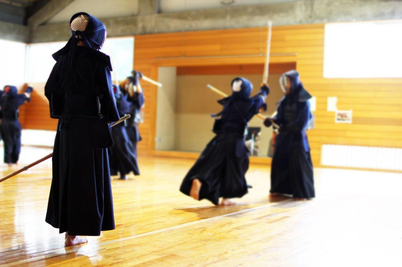 剣道の技は「決まり手」とはちょっと違う