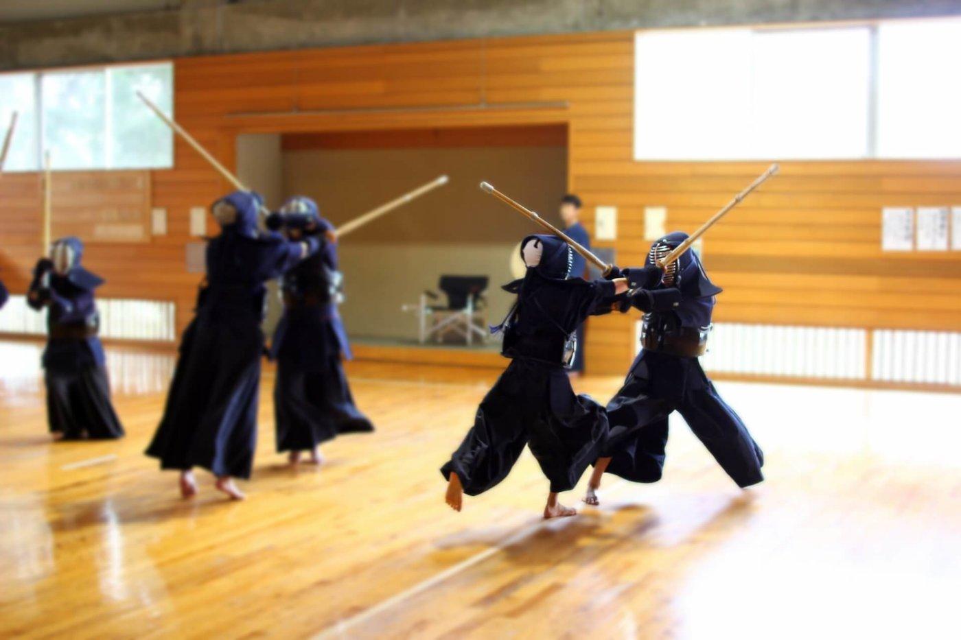 剣道が女子にも人気があるのはこんな訳が!