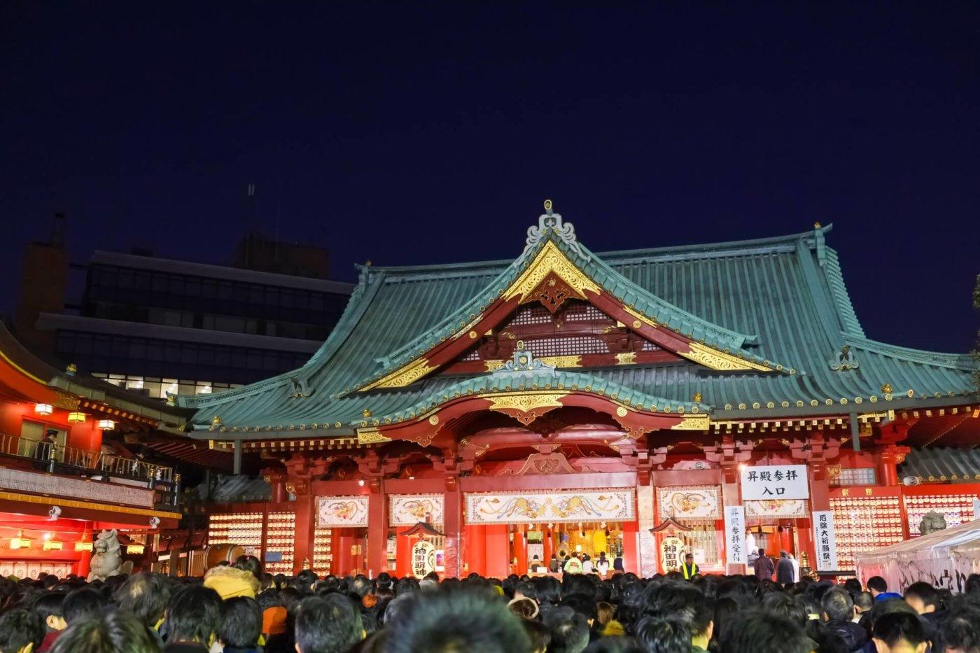 初詣はここに参拝しよう!おすすめの神社とお寺<東京近郊編>