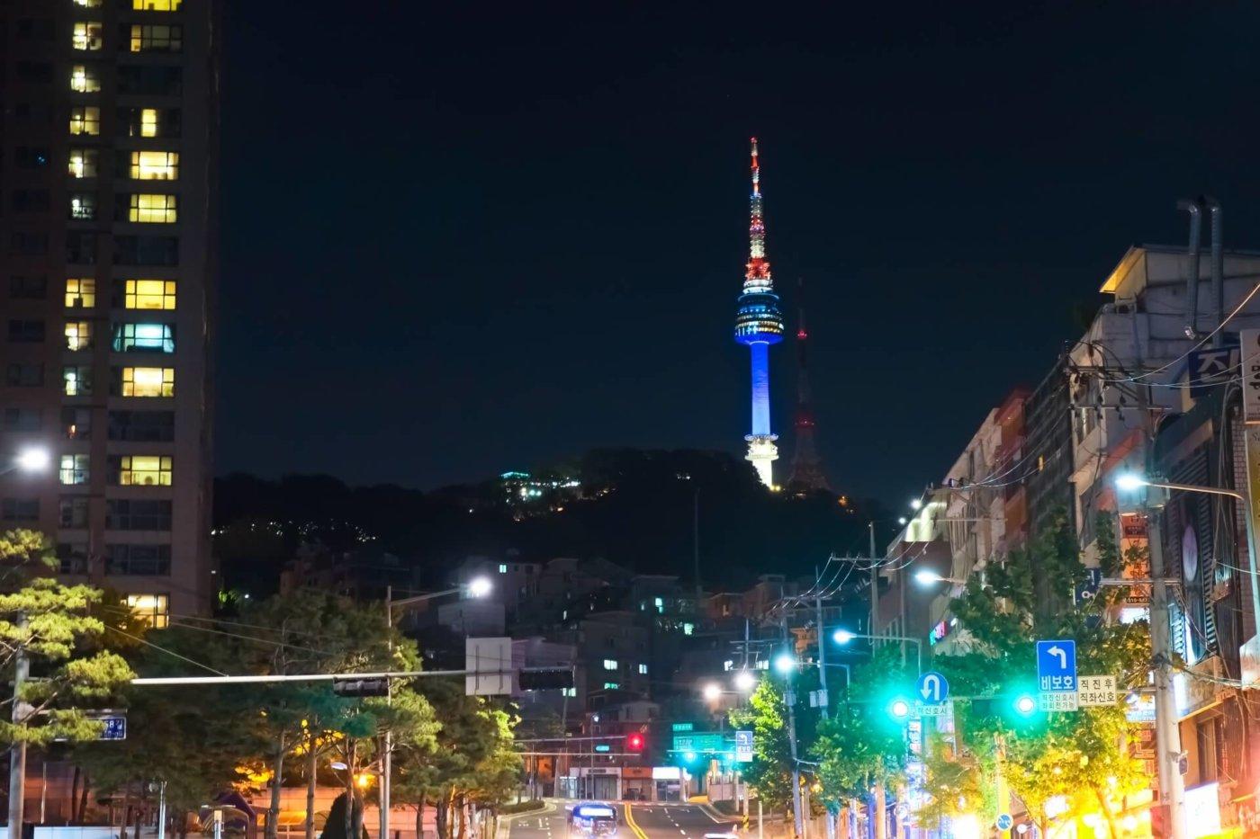 卒業旅行におすすめ、韓国古着マップ