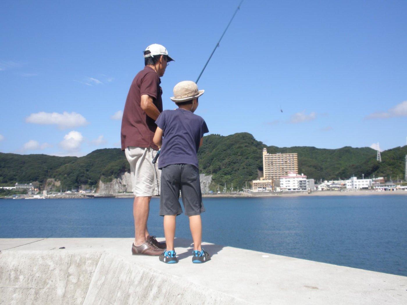 沢山魚が釣れる場所教えて!横須賀の釣りスポット3選